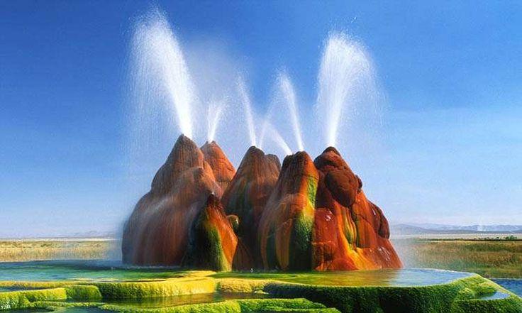 13 locais da Terra que parecem de outro planeta - 14 Lugares Terra