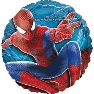 Folieballong - Spindelmannen rund