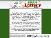 Learn Lottery