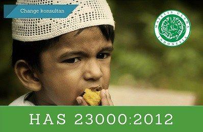 HAS 23000 Halal
