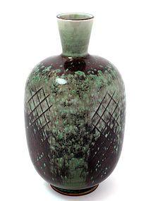 Gustavsberg vase by Berndt Friberg.