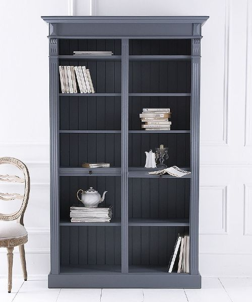 French open bookcase | painted to order | Angel and Boho