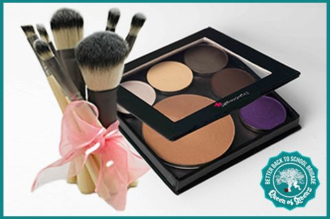 Photo: Better back-to-school giveaway 3: fearless makeup from Sappho Organic Cosmetics