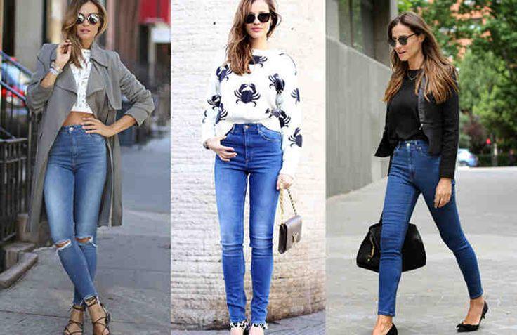 Как визуально скинуть 3-4 килограмма и выглядеть стройнее в джинсах
