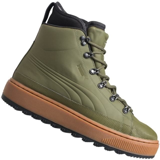 tiempo Imperialismo Exceder  Puma Evolution The Ren Boat Boots Winter Boots Winter Boots Shoes 363366  NEW   eBay   Boots damen, Boots, Boat boots