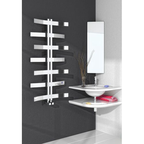Found it at Wayfair.co.uk - Lioni Wall Mount Electric Heated Towel Rail