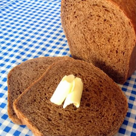 Один прекрасный Укус: Шоколад Хлеб