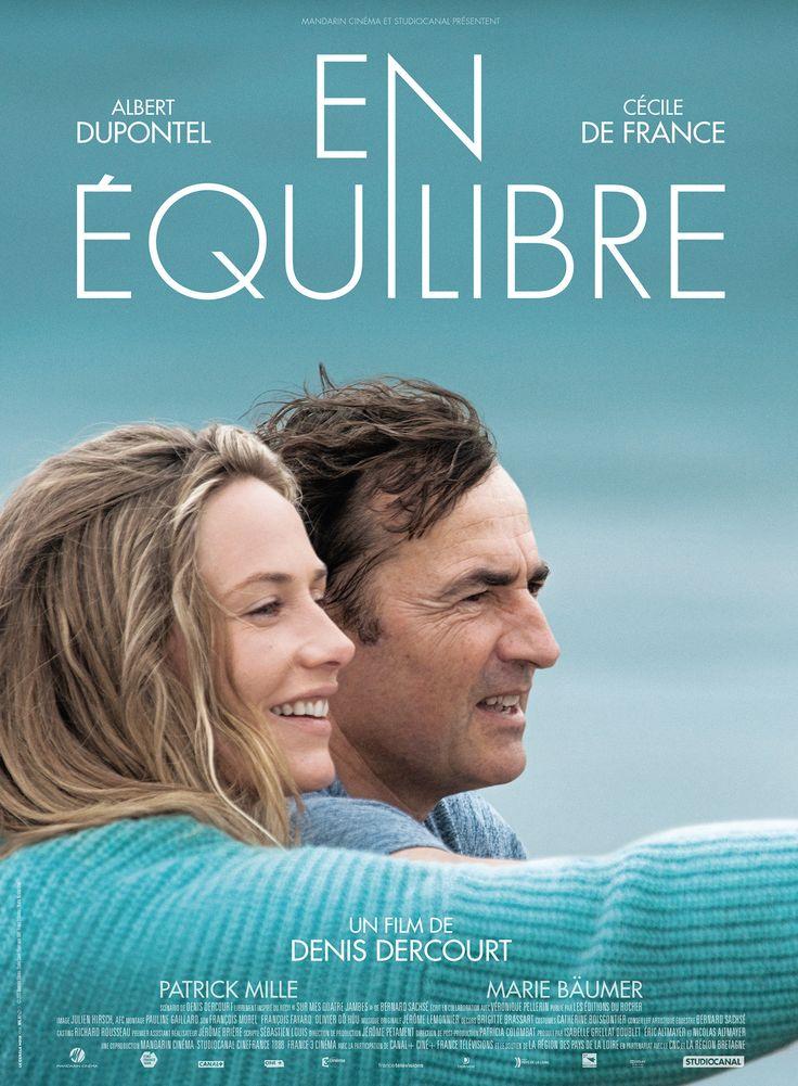 En équilibre est un film de Denis Dercourt avec Albert Dupontel, Cécile de France. Synopsis : Marc est cascadeur équestre. Un grave accident sur un tournage lui faire perdre tout espoir de remonter un jour à cheval. Florence est chargée par la