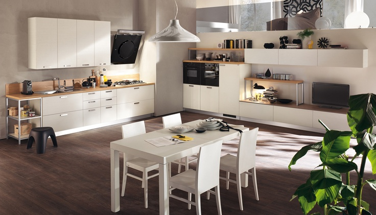 | Kitchens | #MadeInItaly |