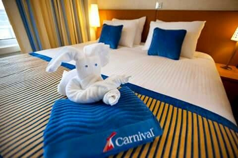 Blue room cruise