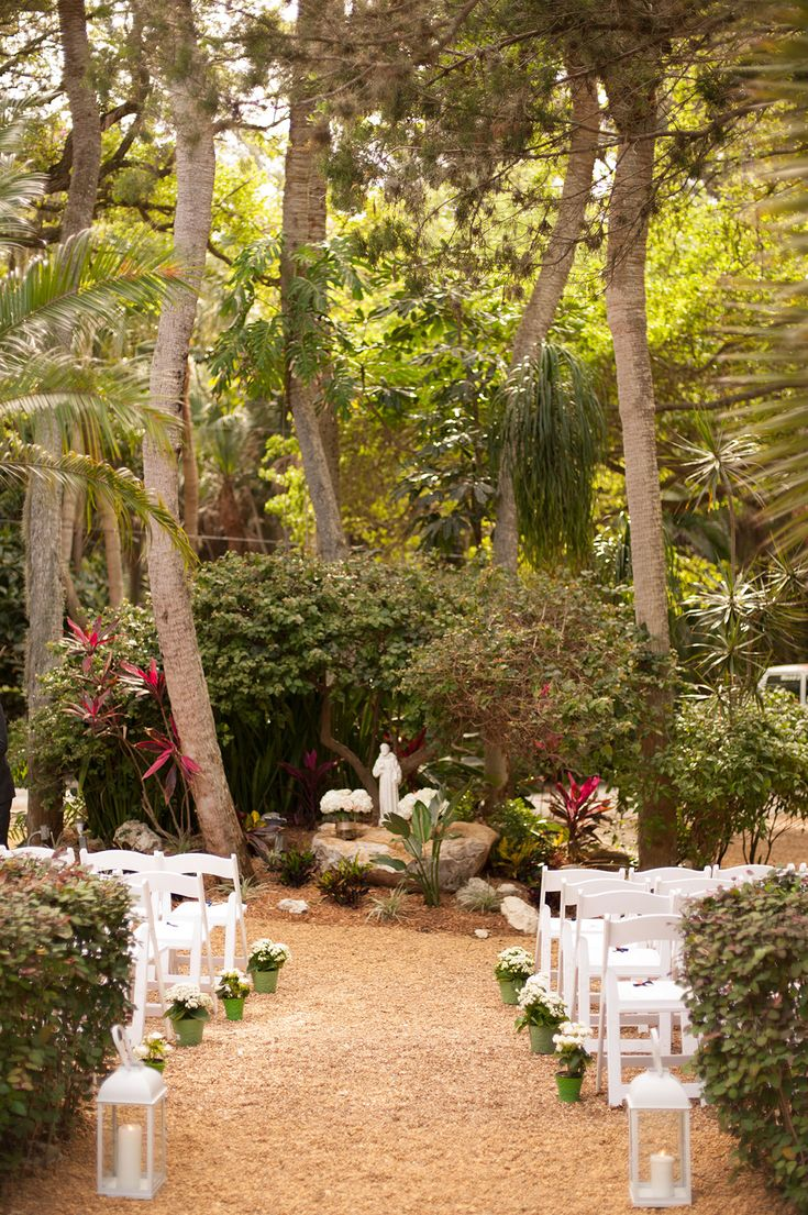 Intimate Waterfront Wedding: Melissa U0026 Andy At Home In Siesta Key