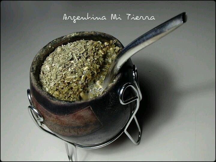 Mate - a staple drink in Argentina