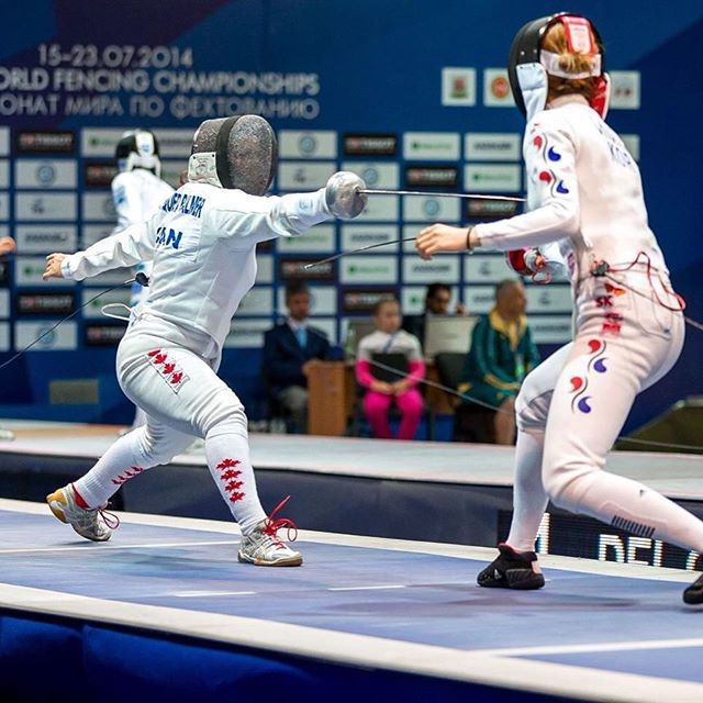 Do you or anyone you know collect Aeroplan Miles? I'm looking for mile donations to help me on my way to the Rio 2016 Olympics!  Check out my page at http://aafa.me/1hAk210 or in my bio! Thank you!!!  #roadtorio2016 #fencing #teamcanada #olympics #travel #aeroplan #beyondmiles #aircanada #athlete #manitoba #winnipeg #canada #sport #donate #train by dar_jp