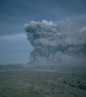 Volcanic Gases and Climate Change Overview