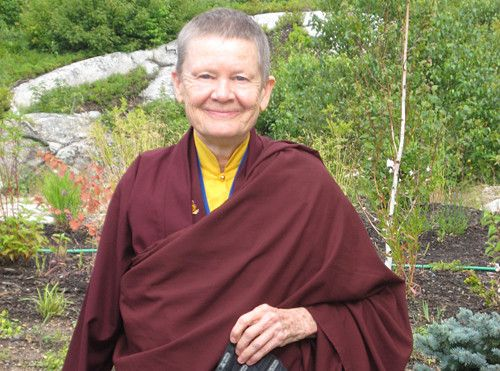 You have a choice once a thought arises: get involved in it and freak out, or let it go mindfully. When's the last time you decided to just-let-it-go? How did it work for you? Pema Chodron says it easily.