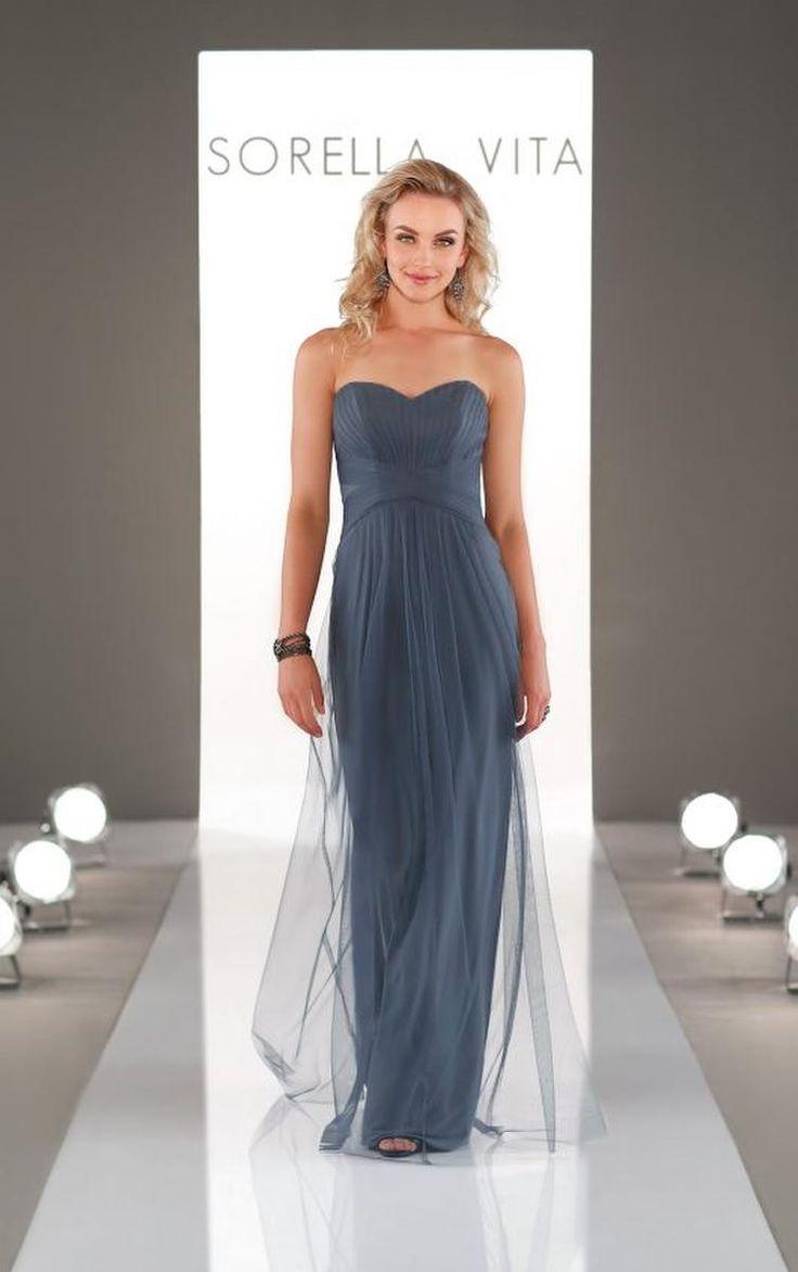 53 best Bridesmaid Dresses images on Pinterest | Brides, Bridesmaid ...
