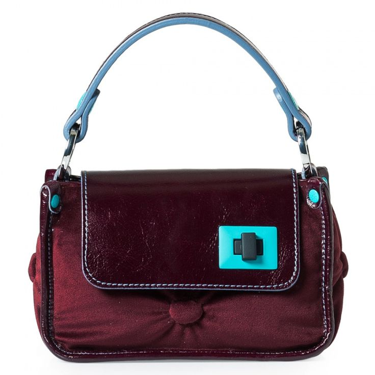 Mini Borsa Gabs Fulvia trapunta Bordeaux #lollishop #gabs #collection #bag #bags #borsa #womenfashion #apparel #style #fashion #madeinitaly #winter #outfit #red #black