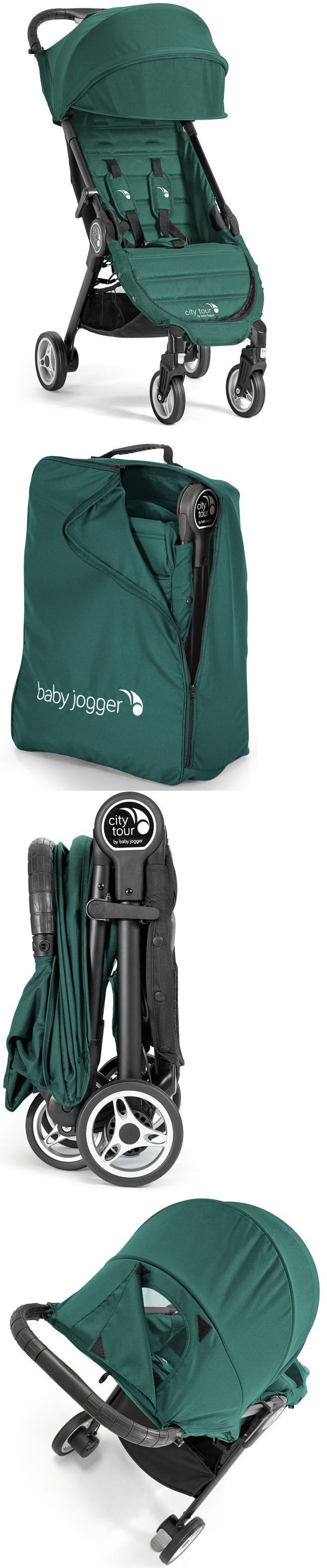 Other Stroller Accessories 180917: Baby Jogger City Tour Lightweight Compact Travel Stroller Juniper W Bag New -> BUY IT NOW ONLY: $169.99 on eBay!