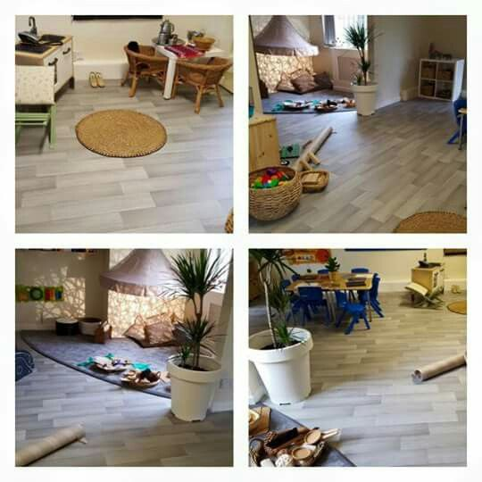 My Reggio inspired two year old room