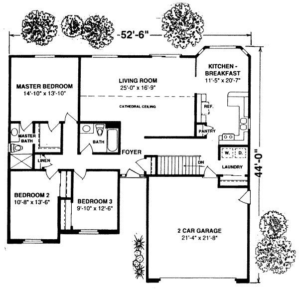 Plans For Homes Under 1500 Sq Feet Google Search Home