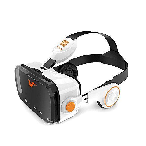 VOX VR (Realidad Virtual) BE gafas de VR Headset gafas 3D con el auricular de 4.0 a 6.2 pulgadas - https://realidadvirtual360vr.com/producto/vox-vr-be-gafas-de-realidad-virtual-headset-gafas-3d-con-el-auricular-de-4-0-a-6-2-pulgadas-de-telfonos-inteligentes/ #RealidadVirtual #VirtualReaity #VR #360 #RealidadVirtualInmersiva