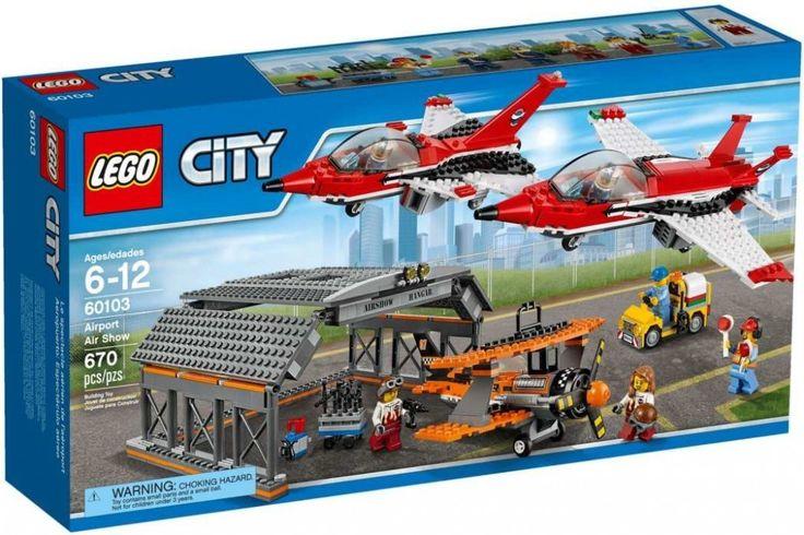 Lego City 60103 Letecká show - 0
