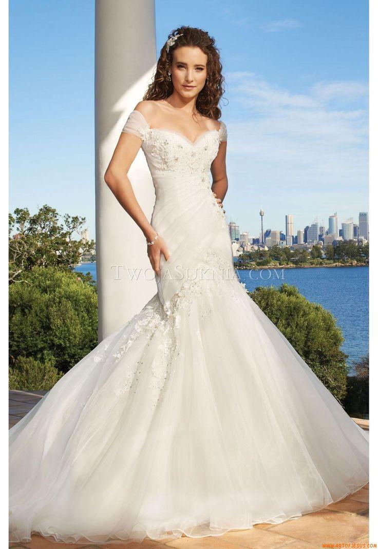 53 best wedding dresses sophia tolli images on pinterest for Sophia tulle wedding dress
