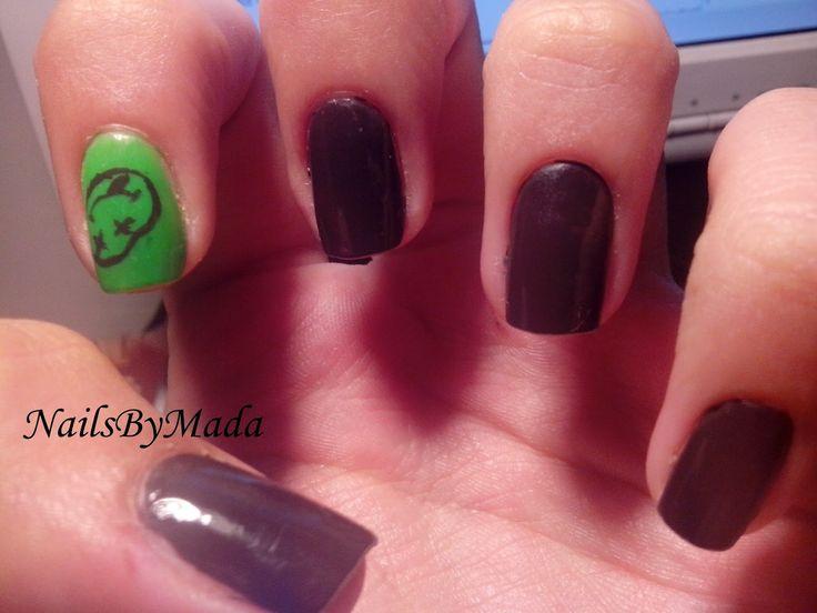 NailsByMada: Nirvana nails http://nailsbymada.blogspot.ro/2014/07/nirvana-nails.html