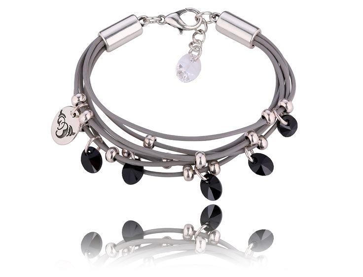 Bransoletka BIL4085 #bydziubeka #jewelry #swarovski