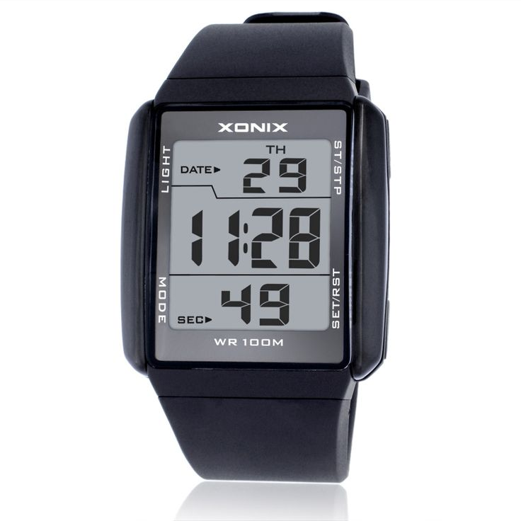 Hot!!!XONIX Fashion Lovers' Sports Watches Waterproof 100M Men and Women Digital Watch Swimming Diving Hand Clock Montre Homme #>=#>=#>=#>=#> Click on the pin to check out discount price, color, size, shipping, etc. Save and like it!