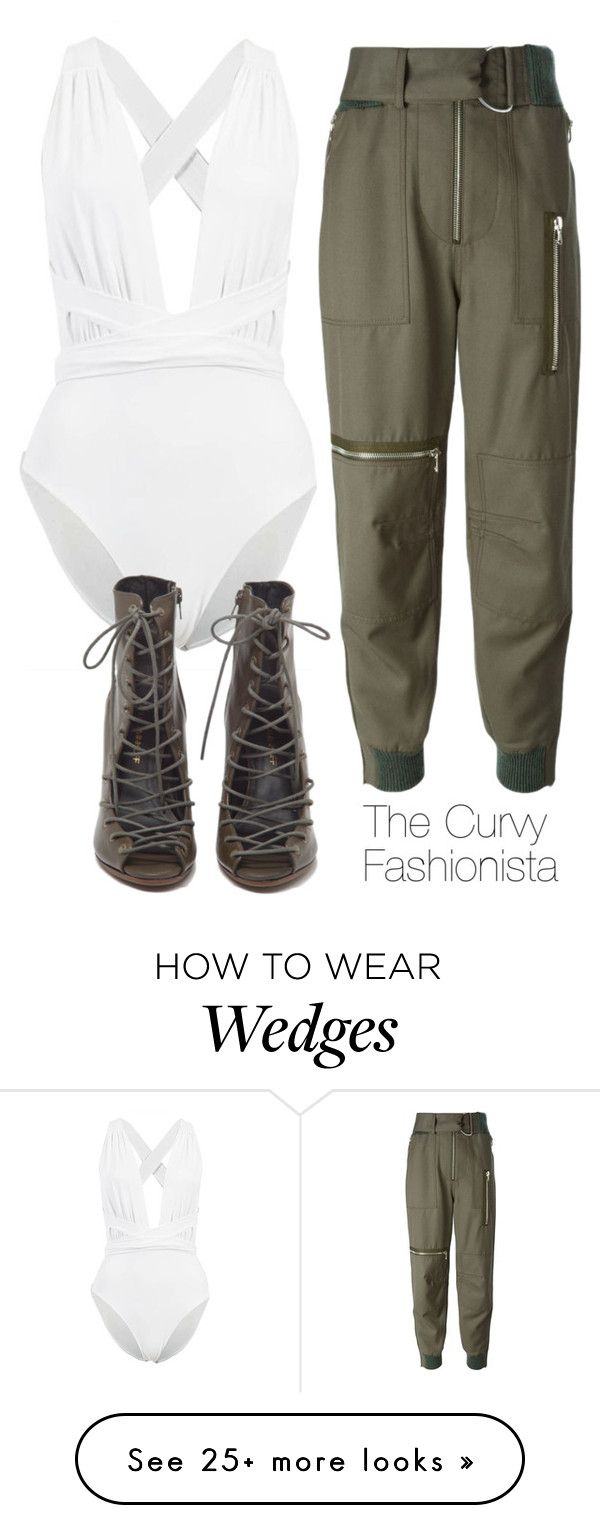 """""""Untitled #526"""" by thecurvyfashionista on Polyvore featuring 3.1 Phillip Lim and Rebecca Minkoff"""