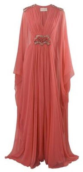 Marchesa Dress in Pink (sienna) - Lyst