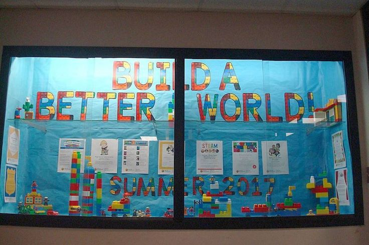 Image result for build a better world bulletin board