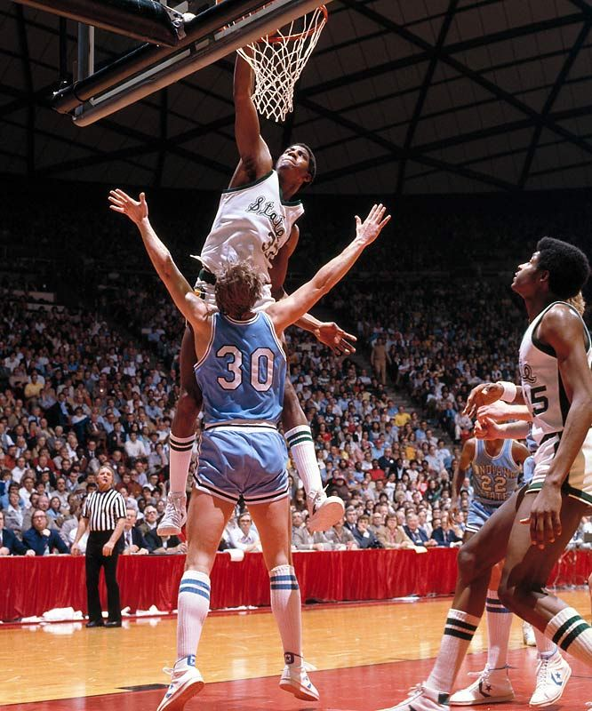 Magic Johnson   1979 National Championship Game