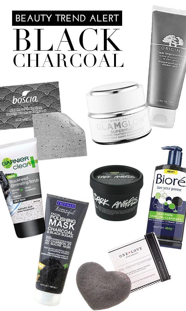 Beauty Trend Alert: Black Charcoal   theglitterguide.com