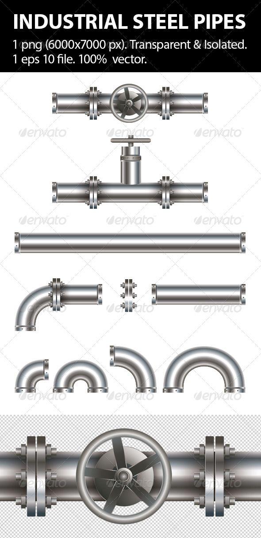 Industrial+Steel+Pipes