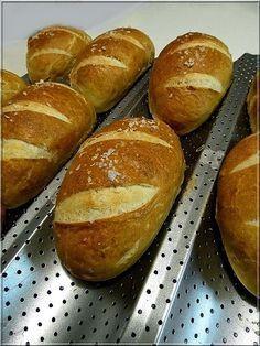 Limara péksége: Bajor zsemle