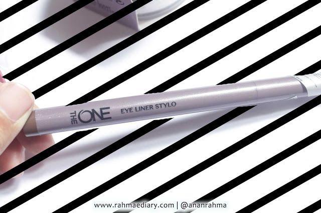 oriflame: the one eye liner stylo... non waterproof pen eyeliner #oriflame #makeup #eyeliner