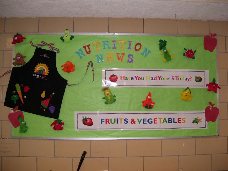 Best ideas about lunchroom bulletin cafeteria bulletin for Ways to decorate a bulletin board
