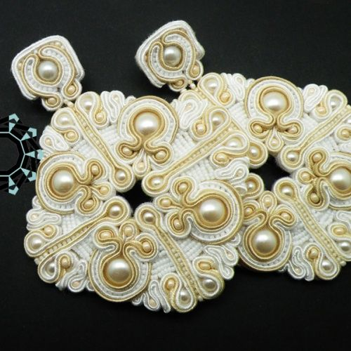 Wedding soutache