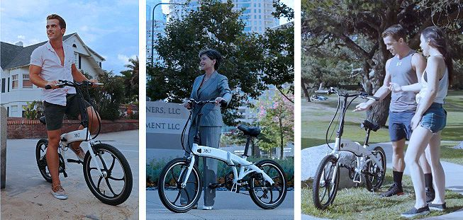 JOLT eBike - The BEST Electric Bike on the PLANET! | Indiegogo. NO Assembly Required - Fold&Unfold in 20 Seconds - 20 MPH - 50 Miles - Early Birds Save 70% off MSRP | Check out 'JOLT eBike - The BEST Electric Bike on the PLANET!' on Indiegogo.