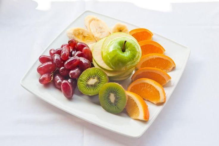 Нарезка фруктов груша фото