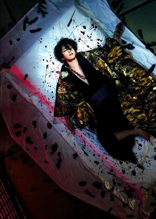 "sakuranamida: "" "" Kamenashi Kazuya photographed by Takeshi Hirano Wink Up magazine August 2015 "" """