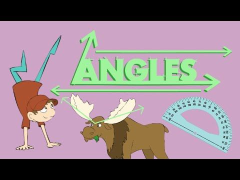ANGLES SONG ★ Teaches Acute, Obtuse, and Right Angles ★ Teaches Proper Protractor Usage ★ Save 70% by buying our full library of lesson materials and animated videos: https://www.teacherspayteachers.com/Product/Math-Worksheets-2200780 <-- Link Works