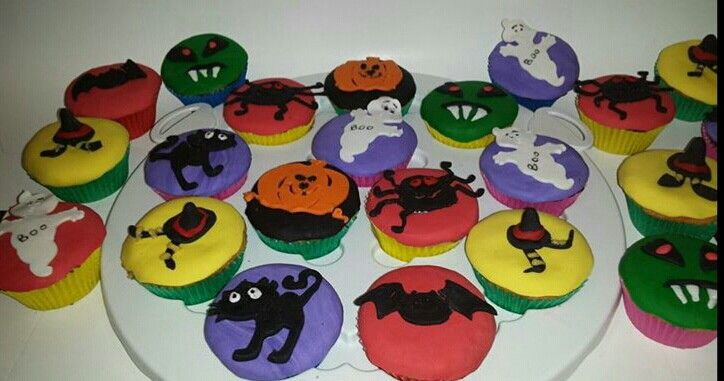 Halloween spooky #partycakefun