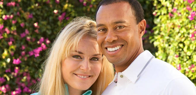 Woods, Vonn confirm relationship