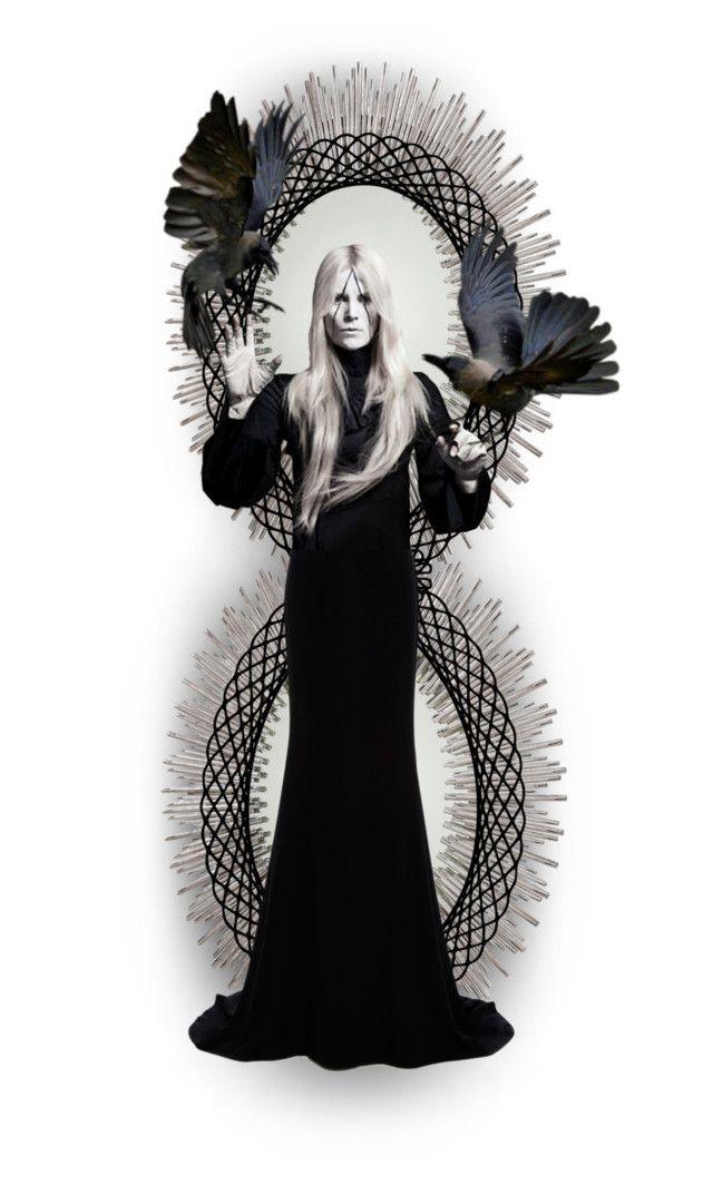 """if i had a heart"" by natashaisaacson ❤ liked on Polyvore featuring art, doll, followback, artset, Vikings and feverray"
