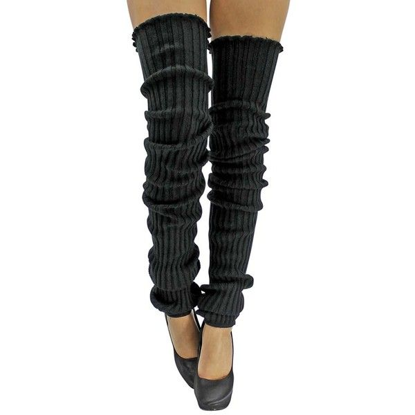 Knitting Pattern For Thigh High Leg Warmers : 25+ best ideas about Thigh High Leg Warmers on Pinterest ...