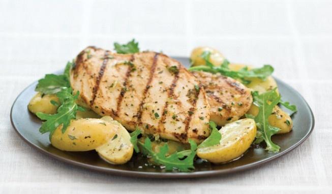 warm easy chicken chicken recipes potatoes dinner chicken potatoes ...