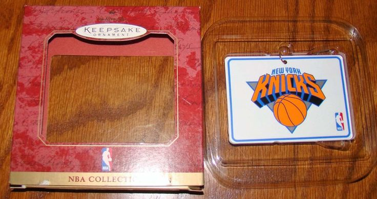 NBA Hallmark Ornament New York Knicks (Knickerbockers)